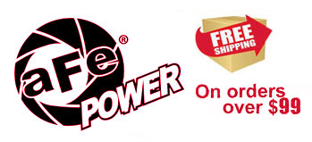aFe Power Free Shipping