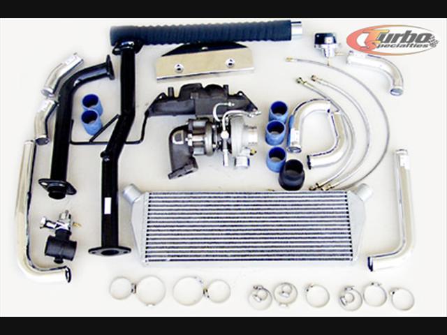 2001-2005 Mitsubishi Lancer ES 2 0L Turbo Kit - ML2501E   On
