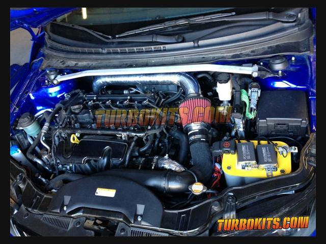 ... Kia Forte 2 4l 6at Turbo Kits For 2016 2016 Kia Forte On ...