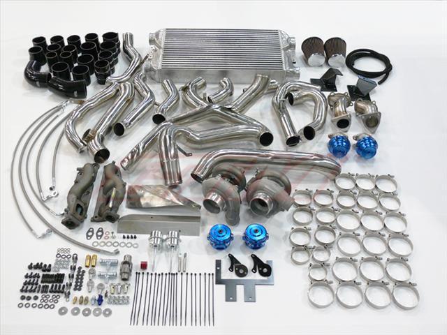 Turbokits Com Gtm Twin Turbo Kit For 08 11 Infiniti G37
