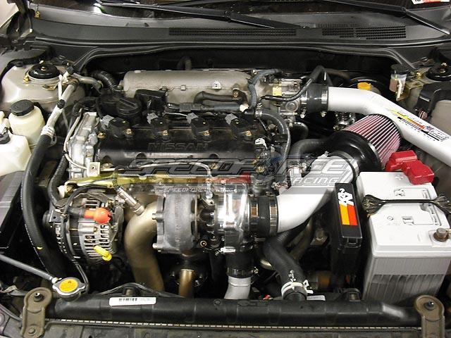 Sfr Stage Ii Turbo Kit