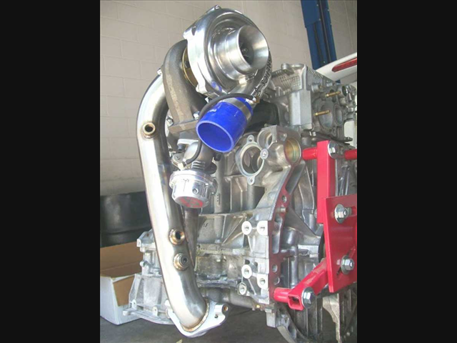 Tr8 Turbo Kit