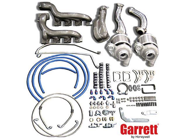 ATP Garrett GT Tuner Twin Turbo Kit for 2005-2010 Mustang GT