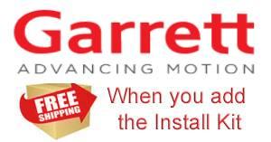 Garrett Free Shipping