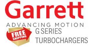 Garrett G25-660 G Series Dual Ball Bearing Turbocharger w-  72AR V
