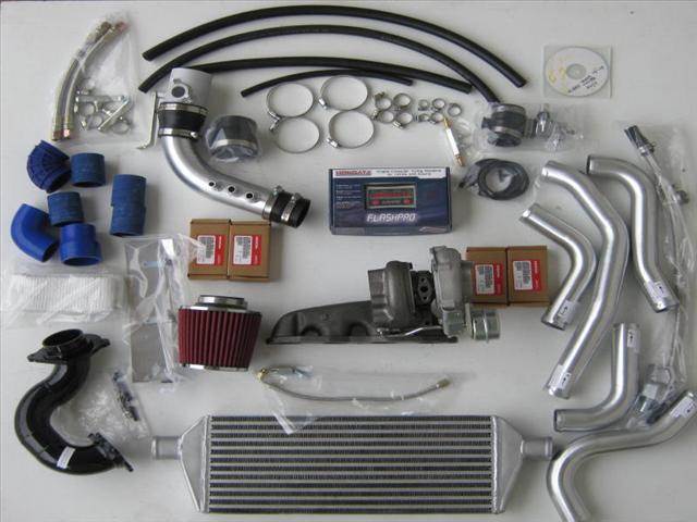 2006 2011 Honda Civic Si 2 0l K20 Turbo Kit Hc28b5e On