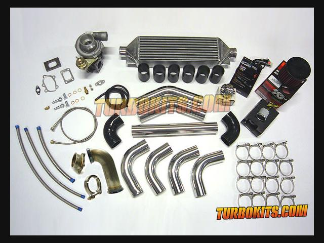 TurboKits com Universal Twin Turbo Kits for 2 8L - 6 0L