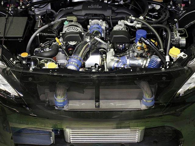 Greddy FR-S BR-Z Tuner Turbo Kit
