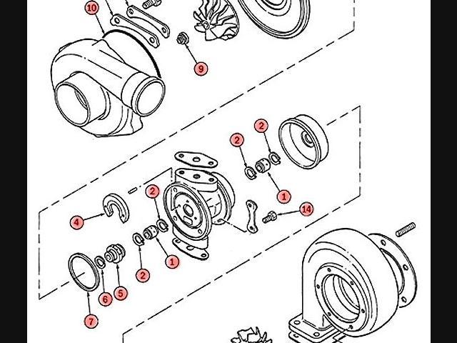 Caterpillar Engines C13 Belt Diagram