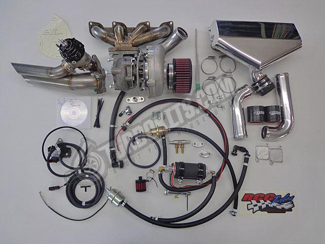 Rcc Hayabusa Stage  Turbo Kit