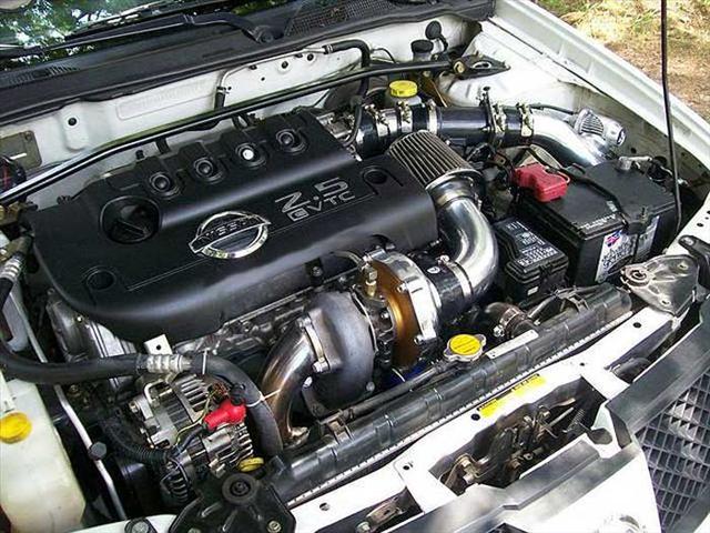 Turbokits Com Nissan Sentra Ser And Specv Turbo Kit For
