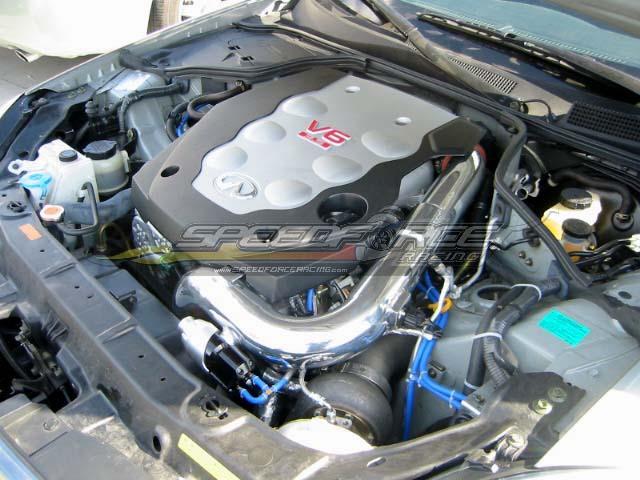 TurboKits com | SFR Single Turbo Kit - Complete Kit for 03-06 Nissan
