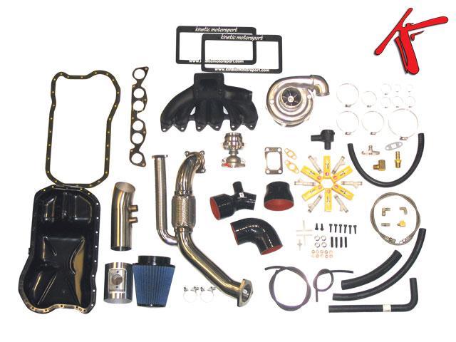 kinetic stage i turbo kit mkiii obdi for 1995 volkswagen golf vr6 1995 jetta vr6 on sale. Black Bedroom Furniture Sets. Home Design Ideas