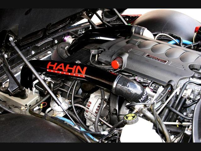 Hahn stage 2 turbo kit hayabusa