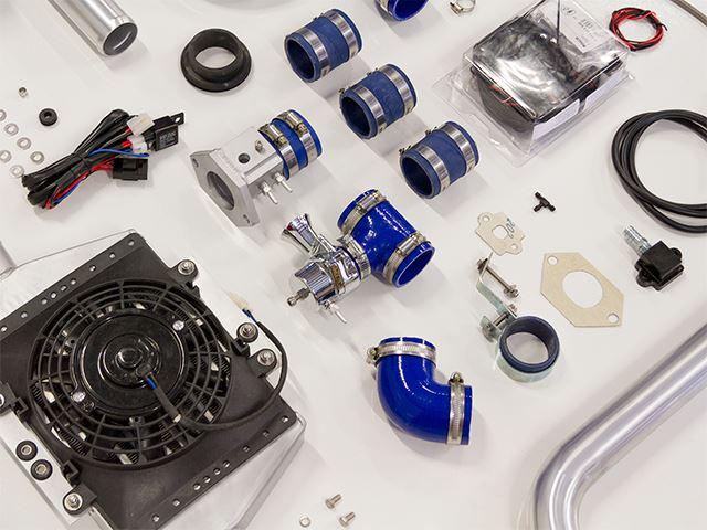 2007-2014 Polaris RZR 800 Turbo Kits - PZ2001E | On Sale