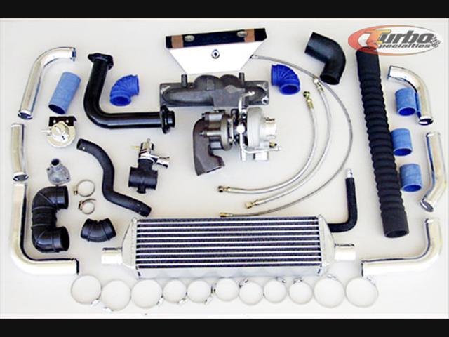 1999 2003 Mazda Protege 2 0l Turbo Kit Mp2502e On Sale