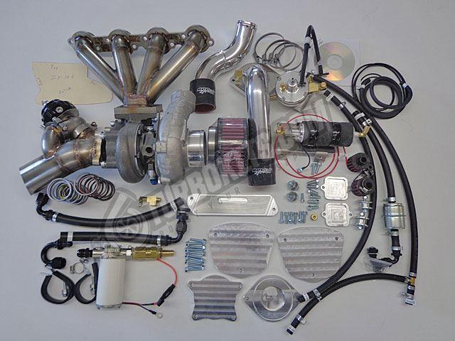 Rcc Zx Turbo Kit