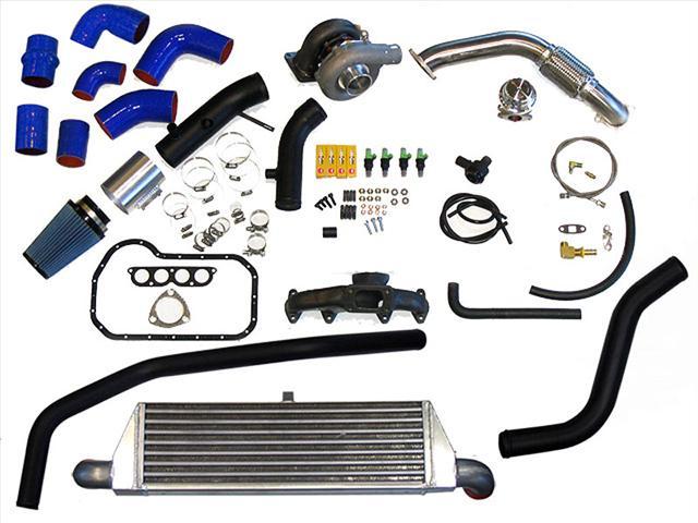TurboKits com | Kinetic Motorsport Stage 2 MKIII 2 0L Turbo Kit