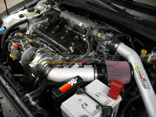 Turbokits Com Sfr Stage Ii Turbo Kit For 02 06 Nissan