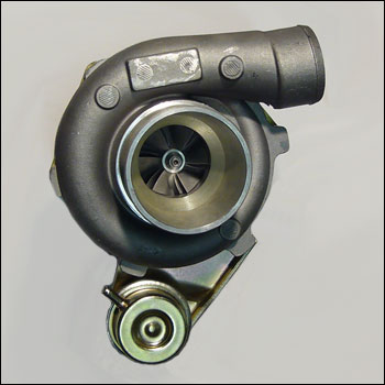 Custom Spec'd T28 Turbocharger